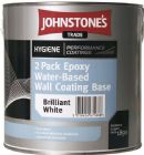 Johnstone's Hygiene Coatings 2 Pack Epoxy WB Wall Coating Brilliant White